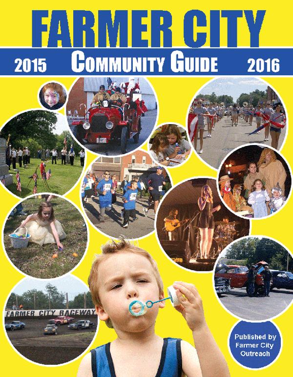 Farmer City Community Guide 2015-2016 version