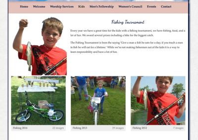 Farmer City Christian Church Event Page