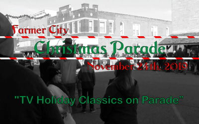 Farmer City Christmas Parade 2019